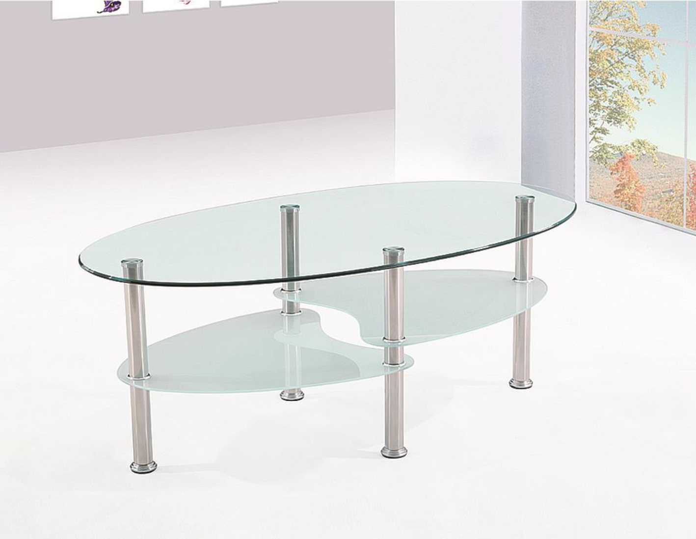 table basse 3 plateaux a63t electro discount. Black Bedroom Furniture Sets. Home Design Ideas